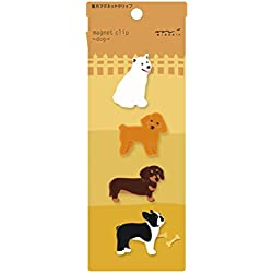 Midori, Cute Animal Pattern clip magnet clip dog pattern