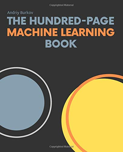 The Hundred-Page Machine Learning Book por Andriy Burkov