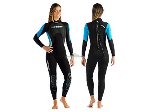 Cressi Morea Damen - Neoprenanzug 3mm für alle Wassersportarten
