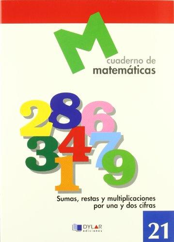 MATEMATICAS  21 - Sumas, restas y multiplicaciones por una y dos cifras
