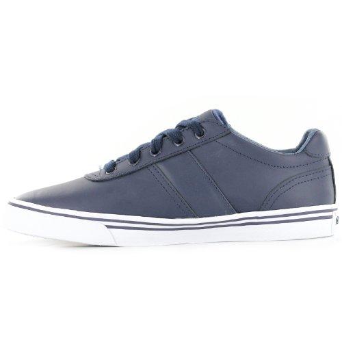 Polo Ralph Lauren Hanford Fashion Sneaker Newport Navy Leather