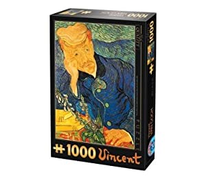 D-Toys - Rompecabezas, 1000 Piezas (DT66916-VG-06)