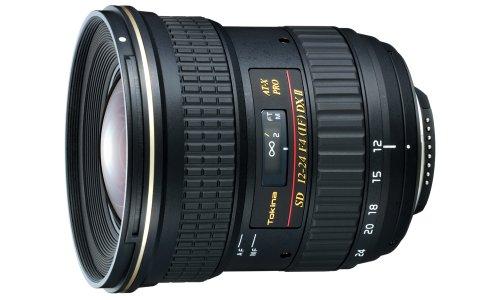 Tokina AT-X 12-24mm/f4.0 Pro DX II Canon Weitwinkelzoom für APS-C Kameras
