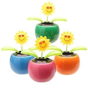 Solar Pal Sunflower. Il regalo ideale per un regalo di compleanno, Regalo di natale o festa dei padri Gifts etc...