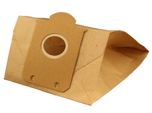 Papier-Staubsaugerbeutel passend für Philips, 5Stück