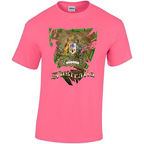 stemma-australia-safety-pink-gildan-heavy-cotton-t-shirt-rosa-cotone-uomo-maglietta-mens-top-con-des