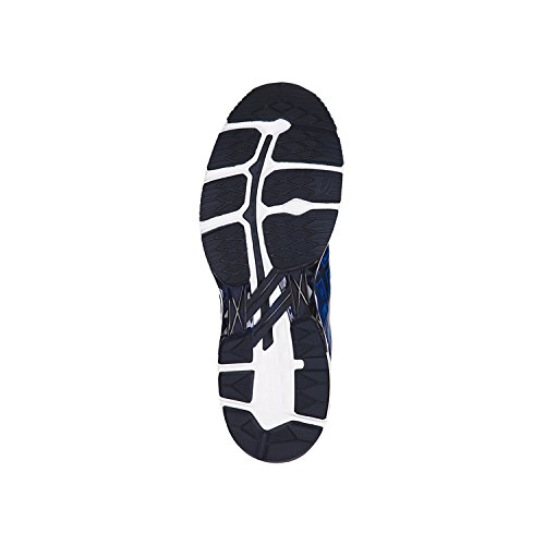 Asics Gt-2000 5, Scarpe da Corsa Uomo DIRECTOIRE BLUE/PEAC