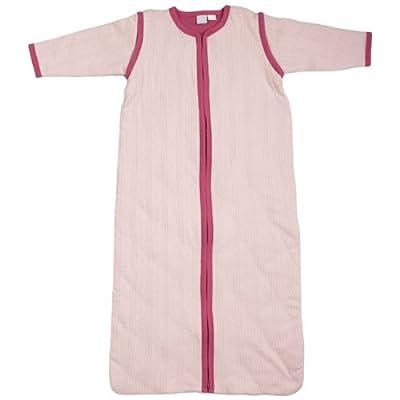 Jollein - Sacos de dormir, color rosa [talla: 110 cm]