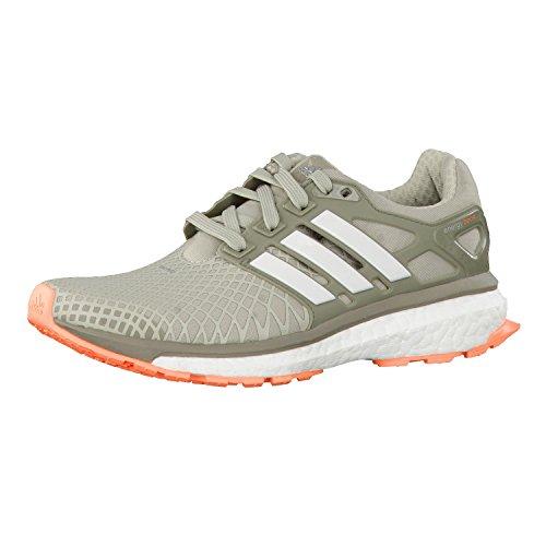 Adidas Energy Boost 2 ATR Women's Scarpe Da Corsa - SS15 Sesame/Chalk White/Clay