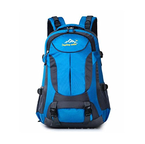 SZH&BEIB Outdoor Bergsteigen Tasche Unisex Große Kapazität wasserdicht Spielraum-Rucksack 40L A