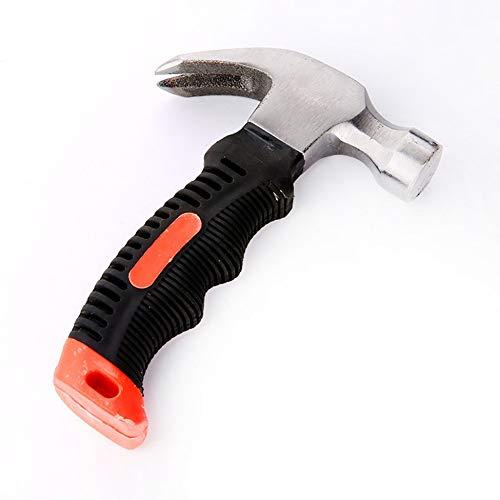 ForceSthrength Auto-Vakuum-Reifen-Notfall-Reifenreparatur-Kit Auto-Reifen-Gummistreifen-Nagel-Kit Rot - Auto Werkzeug Flucht