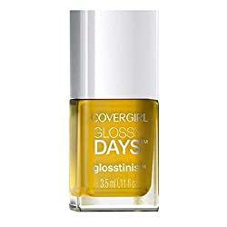 Covergirl Glossy Days Glosstinis Nail Gloss, 670 Get Glowing