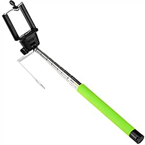 Go Crazzy Ultimate Selfie Stick Monopod With Easy Aux Compatible For ZTE Blade S6 Plus