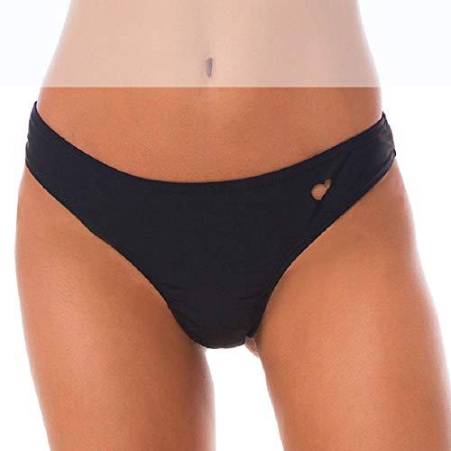 Voqeen Damen Bikinihose Tanga Unterwäsche Badehose Unterhosen Frauen Bikini Bottom Herzform Bademode Slip Brazilian Sexy Bikini Thong String Tanga Bikinihose Tankinihose Schwimmhose