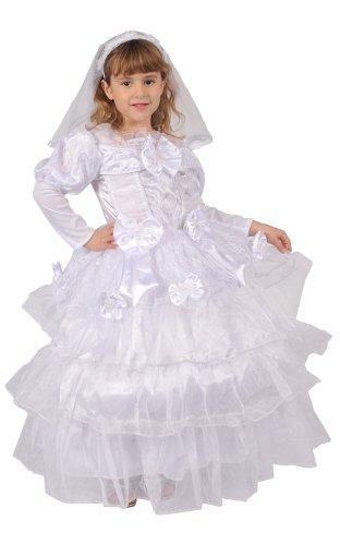 ine Prinzessin Exquisite Brautkleid (Blumen Mädchen Zombie Kostüme)
