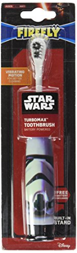 Disney - Star Wars. 23777. Cepillo de Dientes Turbo Power MAX [Juguete]