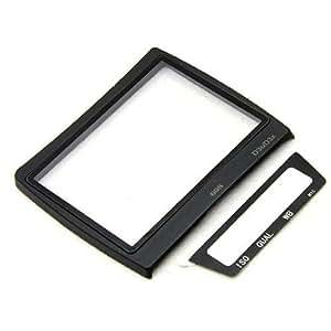 deep-deal GGS III Protection d'écran pour Nikon D3 Nikon D3X Protège écran Résistant aux éraflures / Display Protective Film