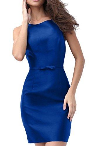 Missdressy -  Vestito  - Scollatura dietro - Donna blu royal