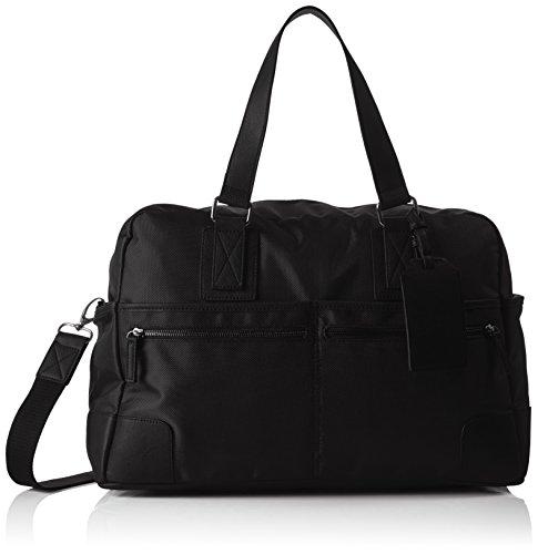 ALDO CARBONHILL, Men's Top-handle Bag, Black (Black Leather/97), 45x29x20 cm (B x H x T) ( 45x29x20 cm (B x H x T))