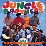 Jungle Brothers Featuring De La Soul , Monie Love , A Tribe Called Quest , And Queen Latifah - Doin' Our Own Dang - Eternal - W9754 T, Eternal - 7599-21595-0