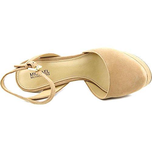 Michael Michael Kors Trish Platform Sandal Femmes Sandales Compensés Nude