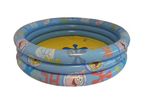 SPONGEBOB Baby-Pool 102x25cm Planschbecken Swimming Pool Pool