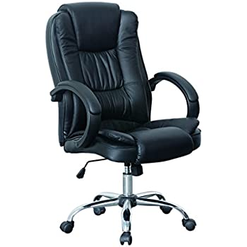 luxury office chairs leather. hnnhome high back luxury 360 degree swivel leather executive office furnitue computer desk seat height adjustable chairs i