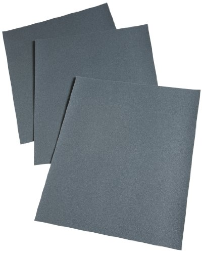 3M WETORDRY Schleifpapier Tabelle 431q, C Gewicht Papier, Siliziumkarbid, 27,9cm Länge x - Wetordry 3m Schleifpapier
