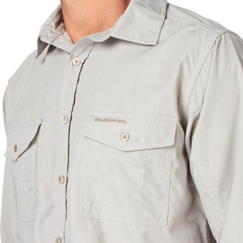 craghoppers kiwi men 39 s long sleeved shirt mens travel gear