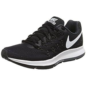 quality design a6fa9 9dbc2 Nike Wmns Air Zoom Pegasus 33, Zapatillas de Running para Mujer, Negro ( Black