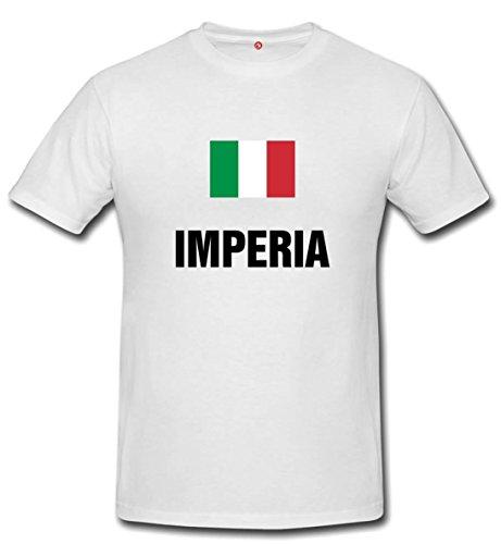 T-shirt Imperia bianco