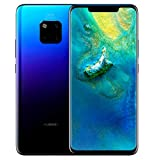 Tim 775506 Huawei Mate 20 Pro Smartphone, 128 GB Twilight