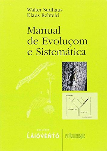 Manual de evoluçon e sistemática (Fora de Serie) por Walter Suchaus