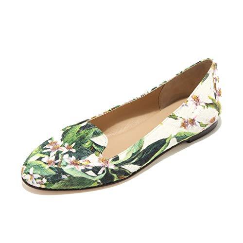 Dolce & Gabbana 3556L Ballerine Donna D&G Tessuto Scarpe Shoes Women [35] -