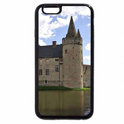 iPhone 6S / iPhone 6 Case (Black) Castle of Laarne
