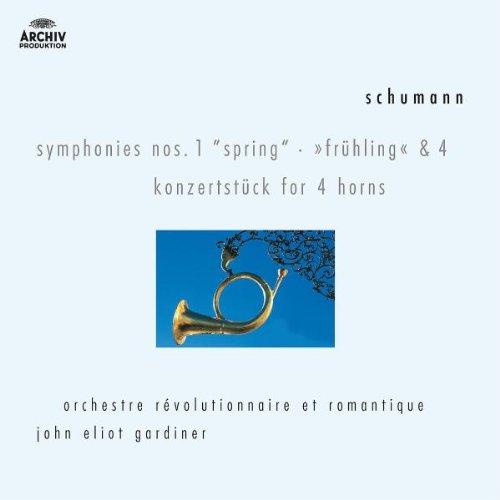 Sinfonie 1 & Konzertstück Für 4 Hörner