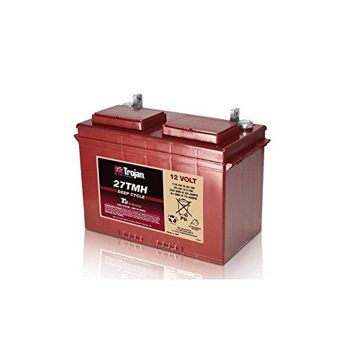 Zyklische Batterie Trojan 115Ah 12V 27TMH fur Photovoltaik, Stand-Alone