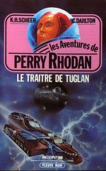 Le Traître de Tuglan (Les Aventures de Perry Rhodan)