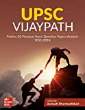 Analysing previous years' question papers provides a sense of direction and defines the scope of study for any examination. Keeping this in mind, UPSC vijaypath has been written and compiled by experts of Civil Services Examination. It contains subje...