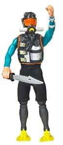 Hasbro - 13521480 - Action Man - Figurine Action Man - Plongeur Extreme