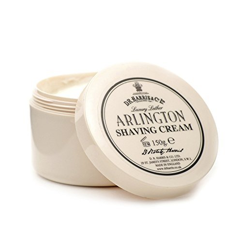D.R.Harris & Co Arlington Shaving Cream Tub 150g