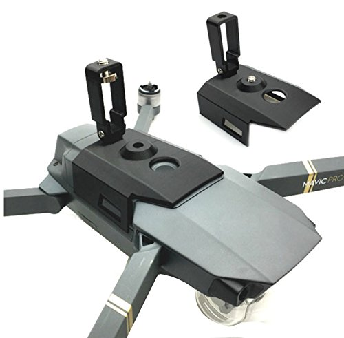 Hensych 360 Grad Panorama Kamera VR Kamera GoPro Sport Action Kamera Halterung oberen Halter für DJI Mavic Pro