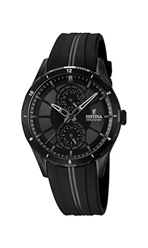 Festina para Hombre-Reloj analógico de Cuarzo de plástico F16843/1