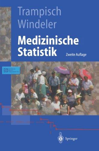 Medizinische Statistik (Springer-Lehrbuch) (German Edition)