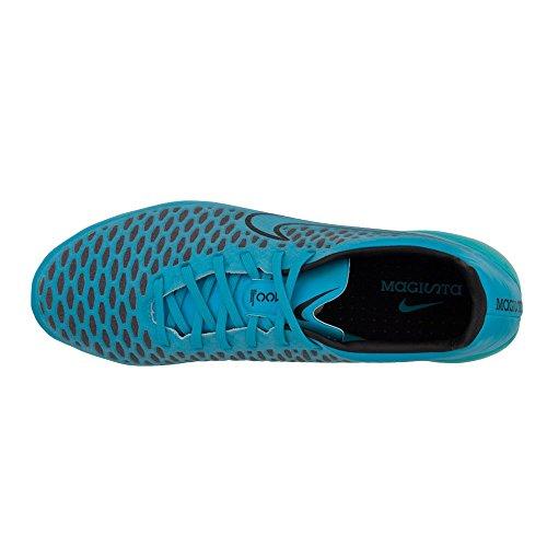 Avvio per NIKE FOOTBALL BLU BLU magus OPUS FG TURQUOISE BLUE/BLACK