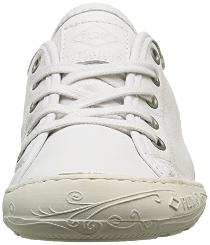 PLDM by Palladium Game Vac, Baskets Basses Femme Blanc (White)