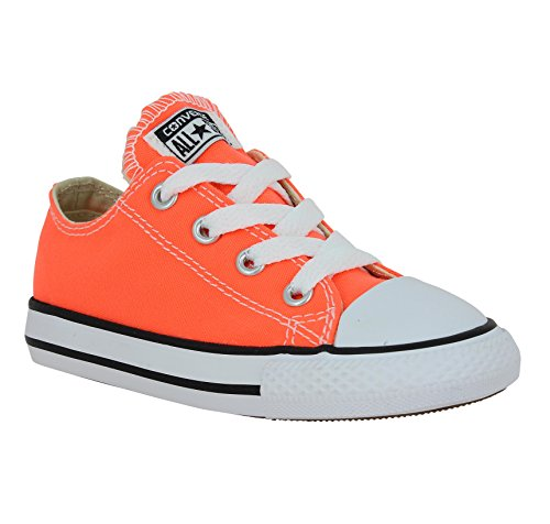 Converse Chuck Taylor All Star Ox, Unisex - Kinder Sneaker Hyper Orange