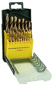 Bosch DIY 19tlg. Metallbohrer-Set Titanium