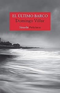 El último barco par Domingo Villar