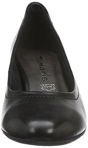 Tamaris 22302, Scarpe con Tacco Donna Nero (BLACK 001)